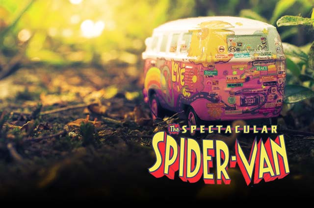 The Spectacular Spider Van